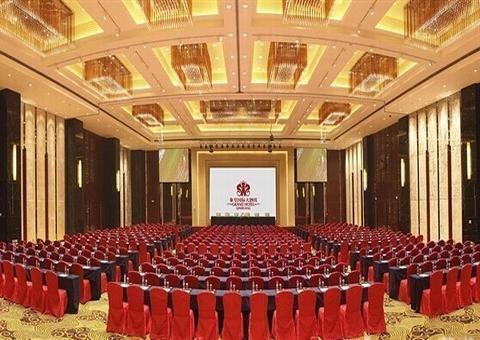 秦皇岛秦皇国际大酒店|grand hotel qinhuang